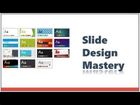 powerpoint design youtube powerpoint slide design mastery youtube