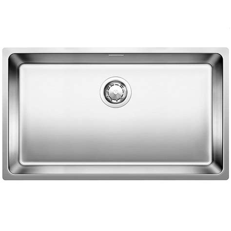 Undermount Stainless Steel Kitchen Sinks by Blanco Andano 700 U Undermount Stainless Steel Kitchen Sink