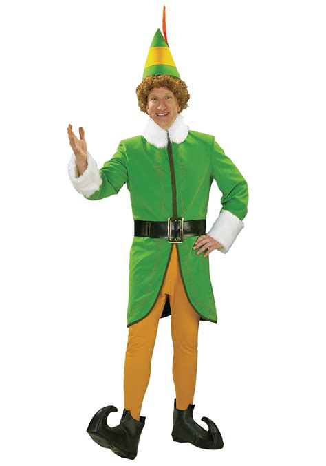 elf halloween costume for christmas special