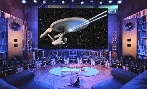dream home theater sound vision