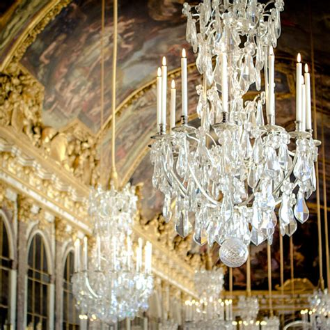 versailles chandelier photo paris photography vintage