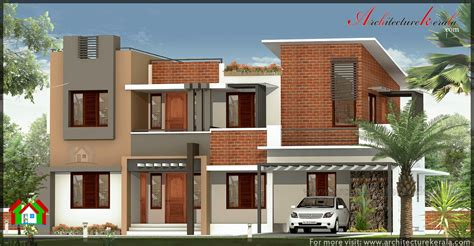 home designs kerala architects 2400 square feet house design architecture kerala