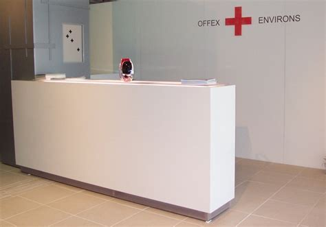 reception desks nz kubit left reception desk capital