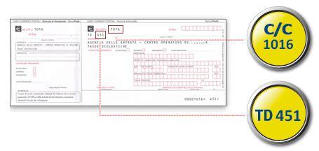 codice dell ufficio locale dell agenzia delle entrate pagamento bollettini postali mav rav canone ricariche
