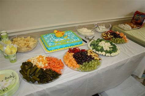 Cheap Baby Shower Ideas For Food   Baby Shower DIY