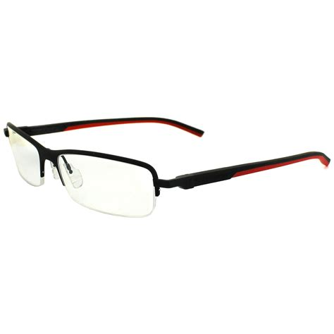 tag heuer glasses frames automatic 0824 012 matt black