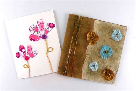 Simple Handmade Mothers Day Cards - s day cards