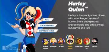 dc comics release profiles dc super hero girls action pixel