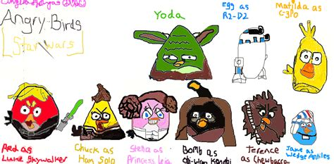 angry birds wars doodle activity annual 2013 my angry birds wars digital drawing by