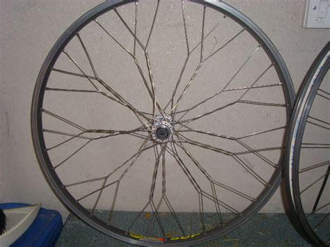 snowflake pattern spokes xtr m900 xt mavic 121 snowflake wheel set sold