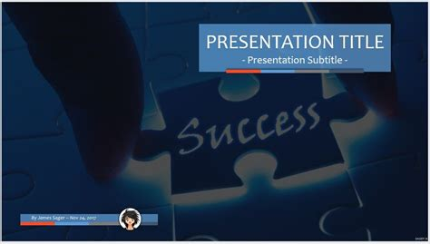 Free Success Powerpoint 82330 Sagefox Powerpoint Templates Success Powerpoint Templates Free