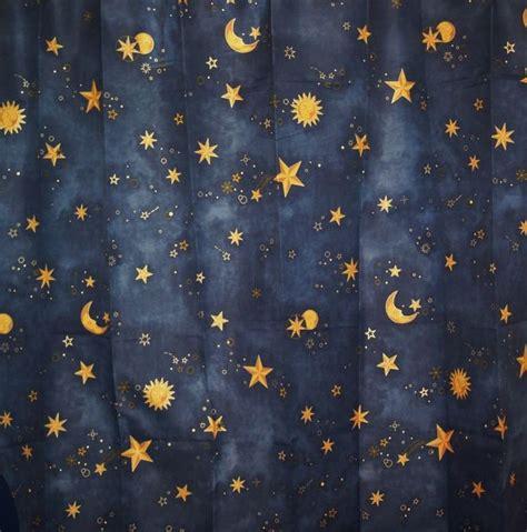 sun and moon shower curtain sun moon stars shower curtain celestial shower curtain