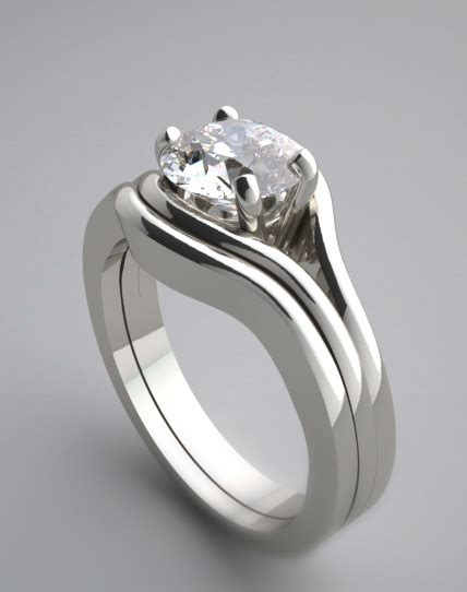 Unique Wedding Rings by Unique Wedding Ring Sets Www Pixshark Images