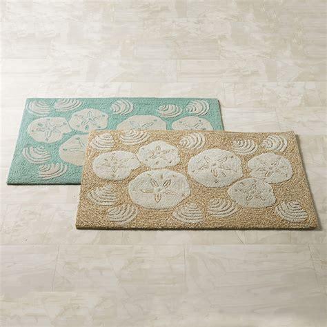 sand dollar rug sand dollar indoor outdoor accent rug gump s