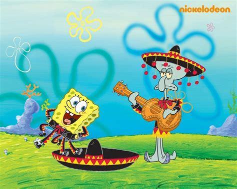 Spongebob Squarepants Birthday Wallpaper