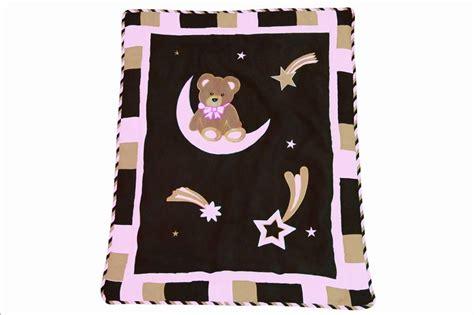 moon and crib bedding set baby boutique pink moon 13 pcs crib nursery bedding