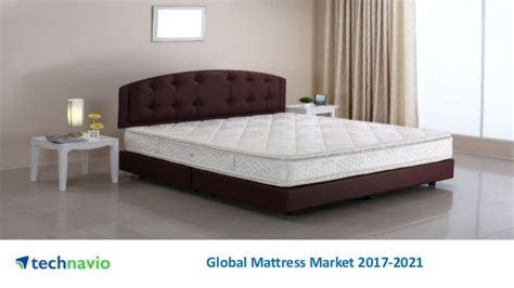 Mattress Global by Global Mattress Market 2017 2021