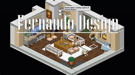 living room habbo construction ferndesign youtube