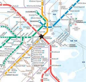 Map Of Downtown Boston by Find Us In Boston S Downtown Crossing The Corner Mall