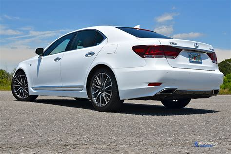 lexus is f sport 2015 2015 lexus ls 460 f sport review test drive