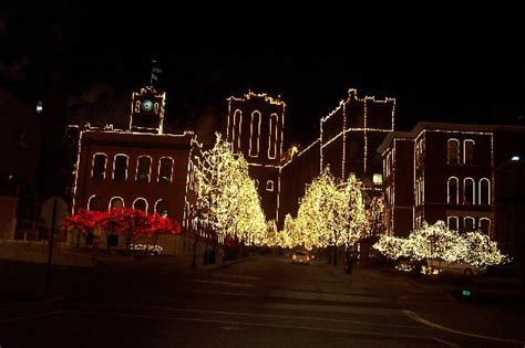 holiday lights picture of budweiser brewery tours saint