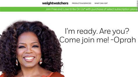 oprah winfrey investments weight watchers soars on oprah investment video investing