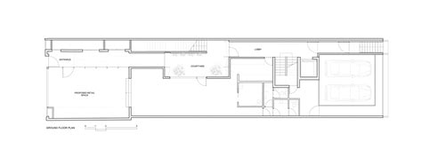 Retail Apartment Plans Boutique Apartment Building Design Idea From Narrow