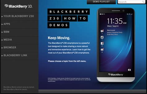 blackberry live themes blackberry z30 help and how to demo site now live