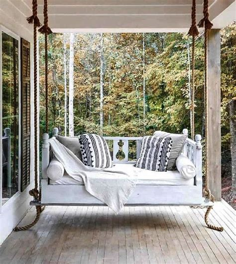 porch swing spring 19 marvelous porch swing designs for spring enjoyment