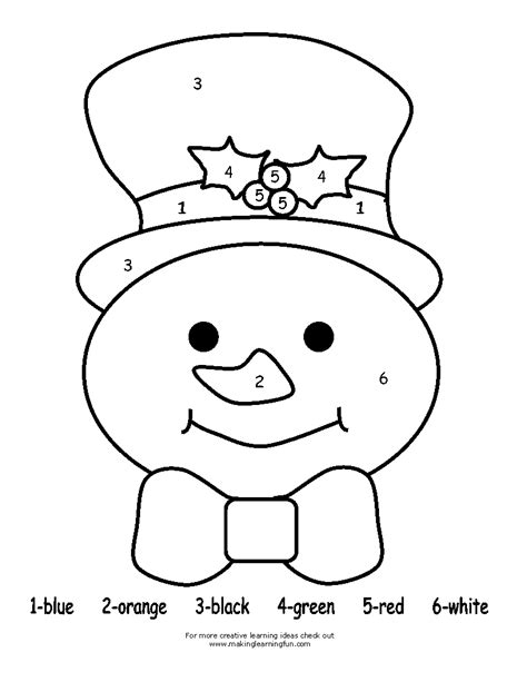 preschool coloring pages snowman crafts actvities and worksheets for preschool toddler and