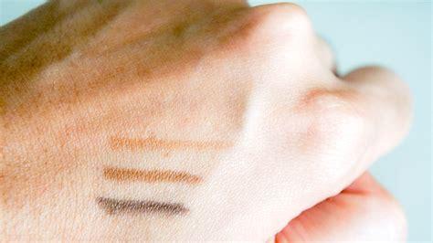 Lasting 2 Way Eyebrow Pencil Powder Brows Secret 57147 k palette lasting 2 way eyebrow pencil