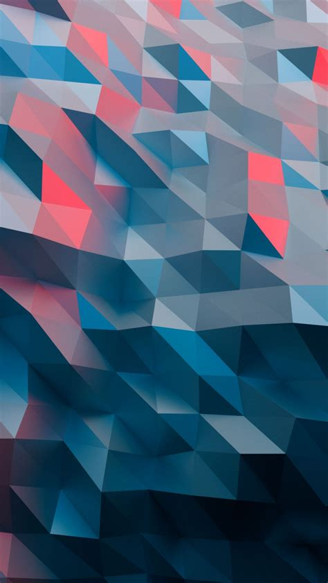 wallpaper polygon  abstract
