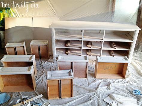 Pallet Bookshelf Diy How To Turn A Dresser Into A Tv Stand Diy Two Twenty One