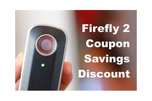 firefly buys coupons
