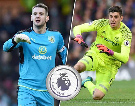 epl best goalkeeper premier league stats top goalkeepers this season revealed