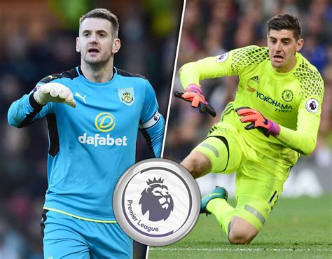 epl goalkeepers premier league stats top goalkeepers this season revealed