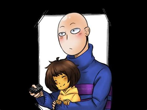 undertale / one punch man crossover comic dub #2 youtube