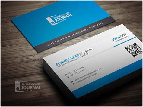 amazing id card design 30 amazing blue business cards designs design swan