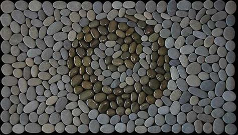 Pebble Mat by Stoneage Mats Beautifully Crafted
