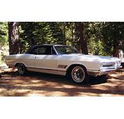 1966 BUICK WILDCAT CONVERTIBLE  15432