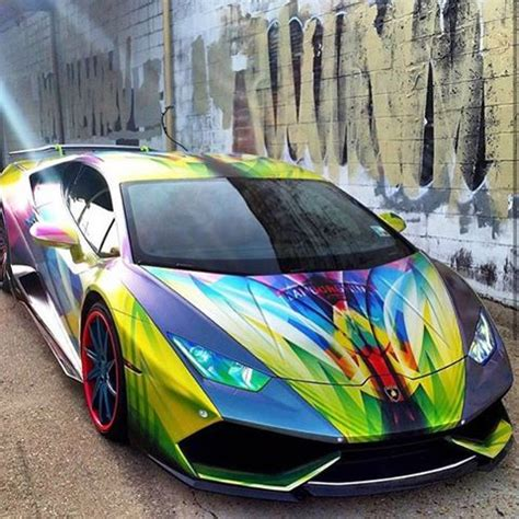 lamborghini customised custom lamborghini paint cars