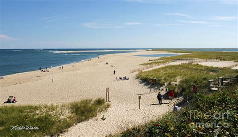 cape cod in april at the in chatham cape cod massachusetts photograph