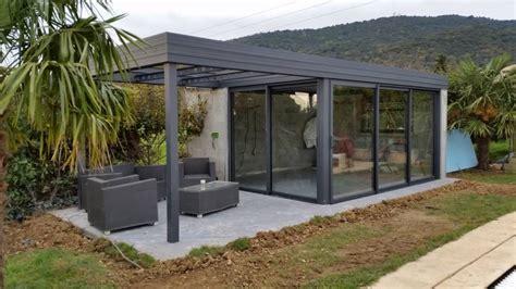 veranda valence cposer menuiserie fabrication toiture