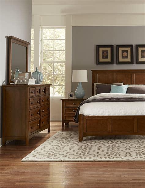 bassett vaughan bedrooms vaughan bassett bonanza full bedroom group olinde s