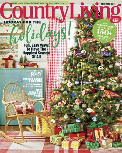 country living magazine subscription one year subscription to country living for 6 99 through tomorrow 11 30 frugal living nw