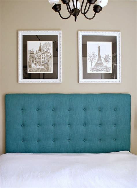 1000 ideas about teal headboard on wooden
