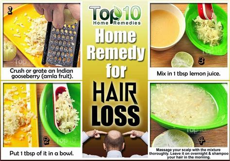 home remedies for hair loss b g fashion