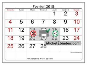 Calendrier 2018 à Imprimer Canada Calendrier 224 Imprimer F 233 Vrier 2018 Emericus Canada