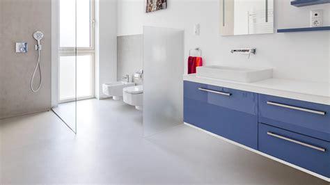 bagni senza piastrelle come realizzare un bagno senza piastrelle ideal work