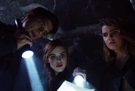 teen wolf season 6 spoilers stiles tvline video teen wolf season 6 trailer spoilers comic con